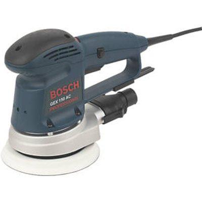 Bosch GEX150AC 150mm  Electric Random Orbit Sander 240V (96673)