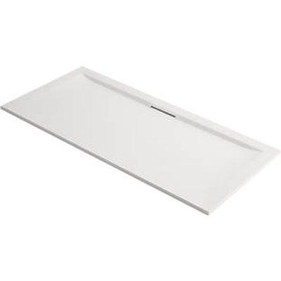 Mira Flight Level Rectangular Shower Tray White 1500 x 800 x 25mm (977PJ)