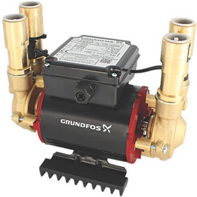 Grundfos 96787466 Regenerative Twin Shower Pump 3.0bar (9973X)