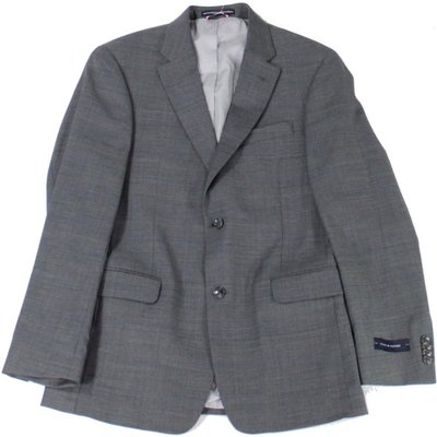 Blazer Two-Button Notched Wool Tommy Hilfiger | TOMMY HILFIGER SALE