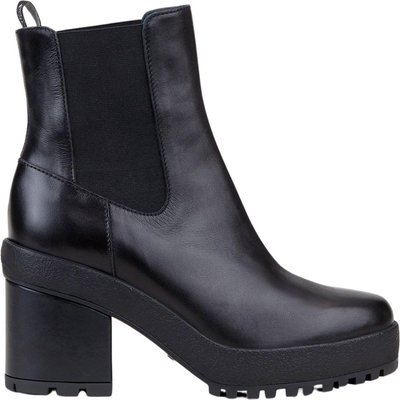 Leather ankle boot Hogan |  SALE