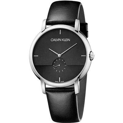 Calvin Klein, Watch K9H2X1C1 Schwarz, Größe: One size   CALVIN KLEIN SALE