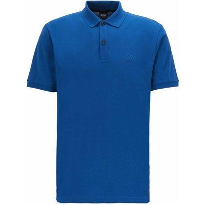 Hugo Boss, Pallas Pique T-Shirt Blau, Größe: XL | HUGO BOSS SALE