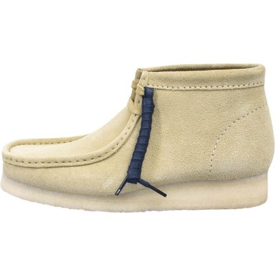 Mocassini wallabee boot in camoscio Clarks | CLARKS SALE