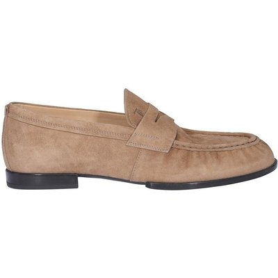 Classic Suede Loafers Tod's | TOD'S SALE