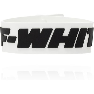 OFF-WHITE Logo bracelet Off White | OFF-WHITE SALE