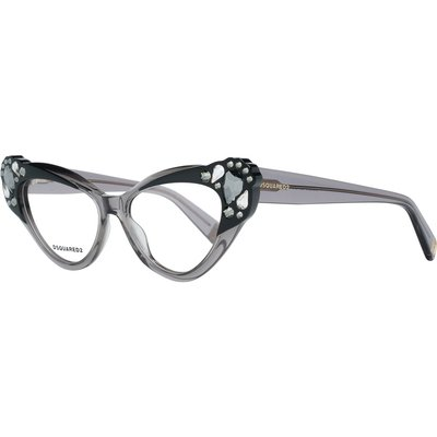 Dsquared2, Optical Frame Dq5290 020 53 Grau, Größe: One size | DSQUARED2 SALE