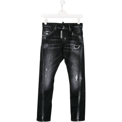 Twist Jeans With Breaks Dsquared2 | DSQUARED2 SALE