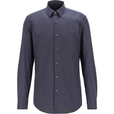 Hugo Boss, Shirt Blau, Größe: 39 IT | HUGO BOSS SALE