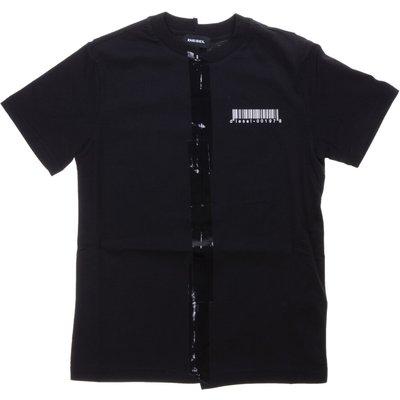 Diesel, T-shirt Schwarz, Größe: 8y | DIESEL SALE