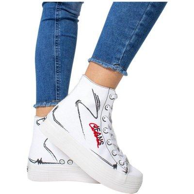 Calvin Klein Jeans, Sneakers Weiß, Größe: 37 | CALVIN KLEIN SALE