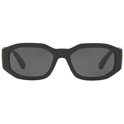 Versace, Medusa Biggie-Sonnenbrille Schwarz, Größe: One size   VERSACE SALE