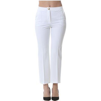 Pinko, Trousers Weiß, Größe: 40 IT | PINKO SALE