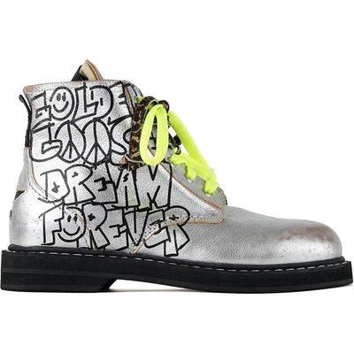 Golden Goose, Ankle Boots Grau, Größe: 40 | GOLDEN GOOSE SALE
