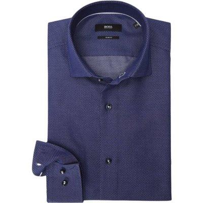 Hugo Boss, Shirt Blau, Größe: 40 | HUGO BOSS SALE