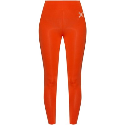 Kenzo, Leggings mit Logo Orange, Größe: XS | KENZO SALE