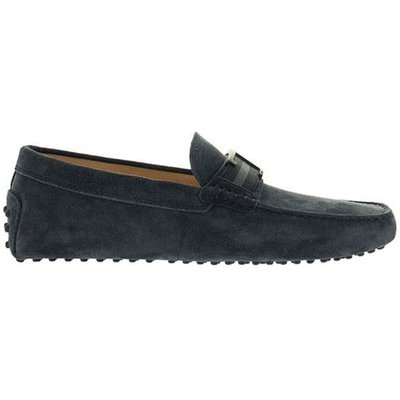 Gommino timeless moccasin in suede Tod's | TOD'S SALE