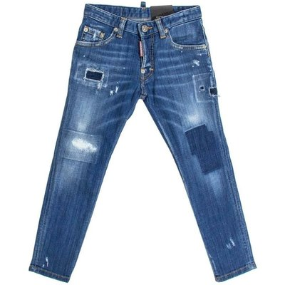 Dsquared2, Jeans Blau, Größe: 6y | DSQUARED2 SALE