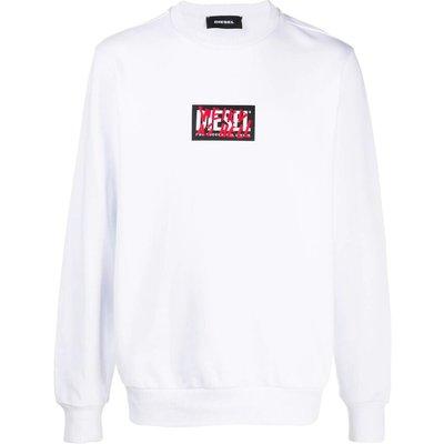 Diesel, Sweatshirt Weiß, Größe: M | DIESEL SALE