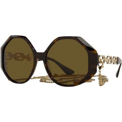 Versace, Sunglasses Ve4395 534673 Schwarz, Größe: 59 | VERSACE SALE