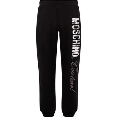 Moschino, Sweatpants Schwarz, Größe: 50 IT   MOSCHINO SALE