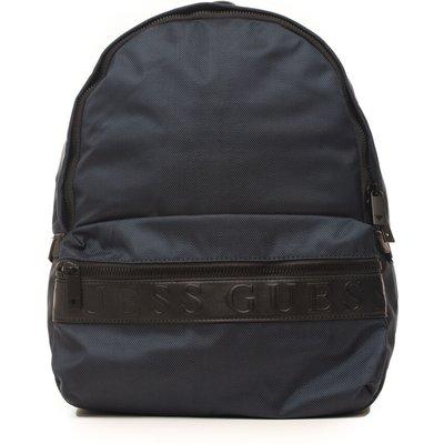 Guess, Dan Canvas rucksack Blau, Größe: One size | GUESS SALE