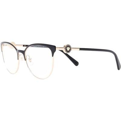 Versace, Glasses Ve1271 1433 Schwarz, Größe: 54 | VERSACE SALE