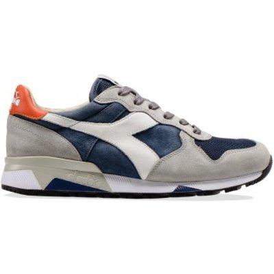 Diadora, Trident 90 Sneakers Blau, unisex, Größe: 45 | DIADORA SALE