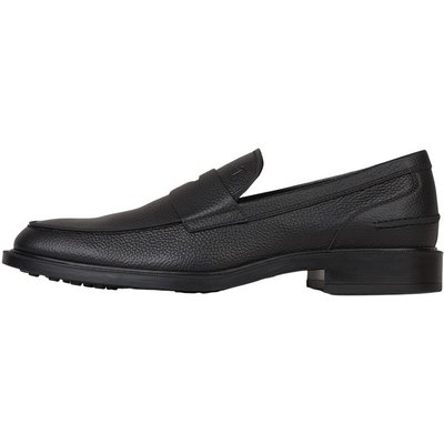 Gomma textured leather moccasins Tod's | TOD'S SALE