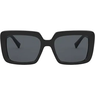 Versace, Sonnenbrille Ve4384B Schwarz, Größe: 54 | VERSACE SALE