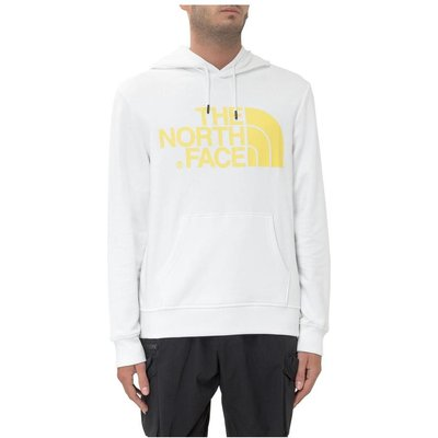 The North Face, Sweatshirt with Logo Weiß, Größe: XL | THE NORTH FACE SALE