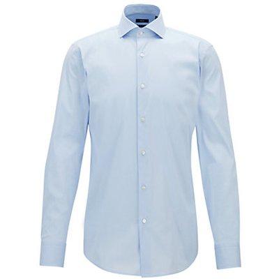 Hugo Boss, Shirt Blau, Größe: 45 | HUGO BOSS SALE