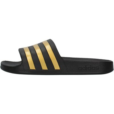 Adidas, Eg1758 sliders Schwarz, Größe: UK 9 | ADIDAS SALE