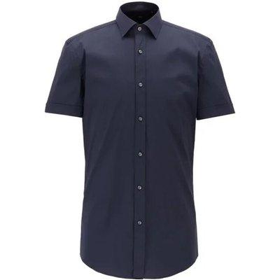 Hugo Boss, Shirts Blau, Größe: 44 | HUGO BOSS SALE