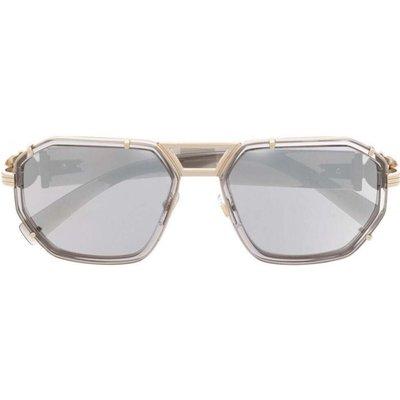 Versace, Sunglasses Ve2228 10026G Grau, Größe: 59 | VERSACE SALE