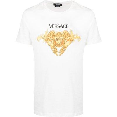 Versace, T-Shirt Weiß, Größe: XL | VERSACE SALE