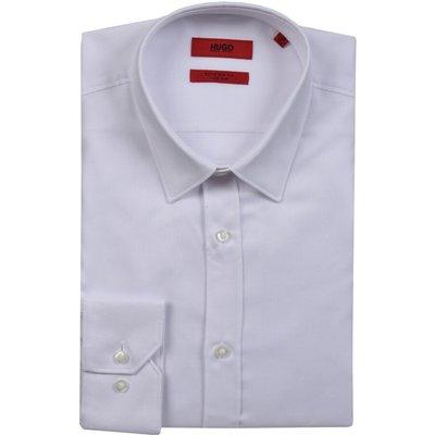 Hugo Boss, Hemd extra schmal geschnitten Weiß, Größe: 48 | HUGO BOSS SALE
