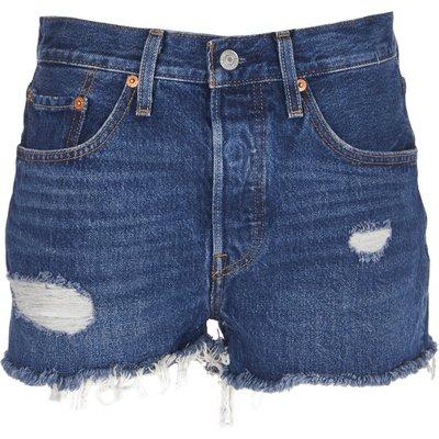 Levi's, 56327 0018 - 501 Shorts Blau, Größe: W31   LEVI'S SALE