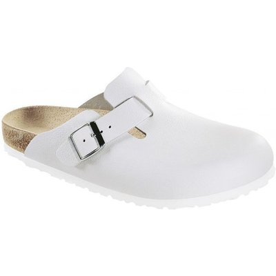 Instapper Boston Weiss Birkenstock | BIRKENSTOCK SALE