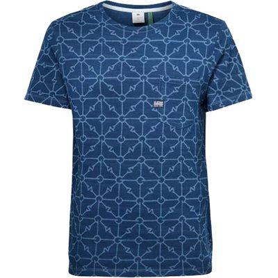 G-star, Pocket GR T-Shirt Blau, Größe: S/M   G-STAR SALE