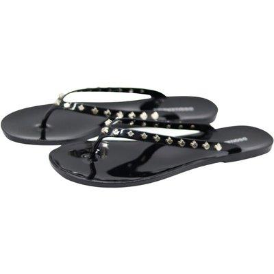 Dsquared2, Flip Flops Schwarz, Größe: 40 | DSQUARED2 SALE