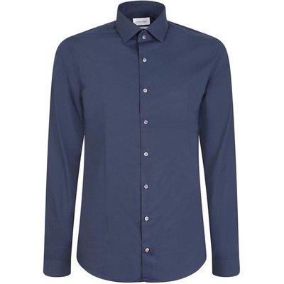 Calvin Klein, Shirt Blau, Größe: 40   CALVIN KLEIN SALE