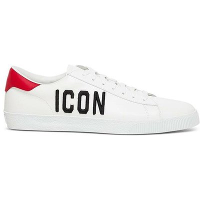 Dsquared2, Icon Sneakers Weiß, Größe: 42 | DSQUARED2 SALE