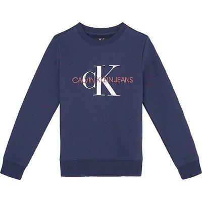 Monogram Swear Sweater Calvin Klein   CALVIN KLEIN SALE
