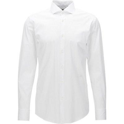 Hugo Boss, Shirt Weiß, Größe: 44 | HUGO BOSS SALE