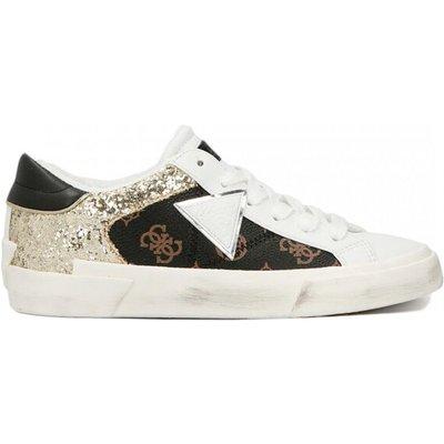 Guess, Sneakers basses bimatière Weiß, Größe: 38 | GUESS SALE