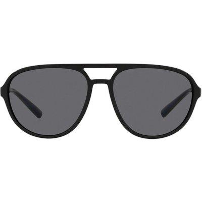 Dolce & Gabbana, Sunglasses Dg6150 252581 Schwarz, Größe: 60 | DOLCE & GABBANA SALE