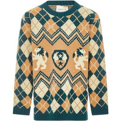Gucci, Sweatshirt Beige, Größe: 6y | GUCCI SALE