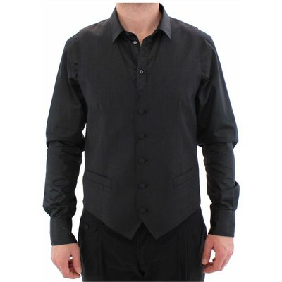 Dolce & Gabbana, Formal Vest Grau, Größe: 50 IT | DOLCE & GABBANA SALE