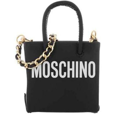 Mini shoulder bag with print A7726 8001-1555 Moschino | MOSCHINO SALE